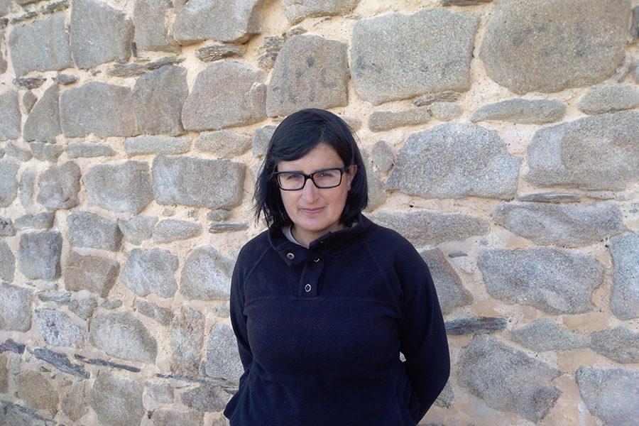 Arqueóloga Mónica Salgado_crédito Uliana de Castro