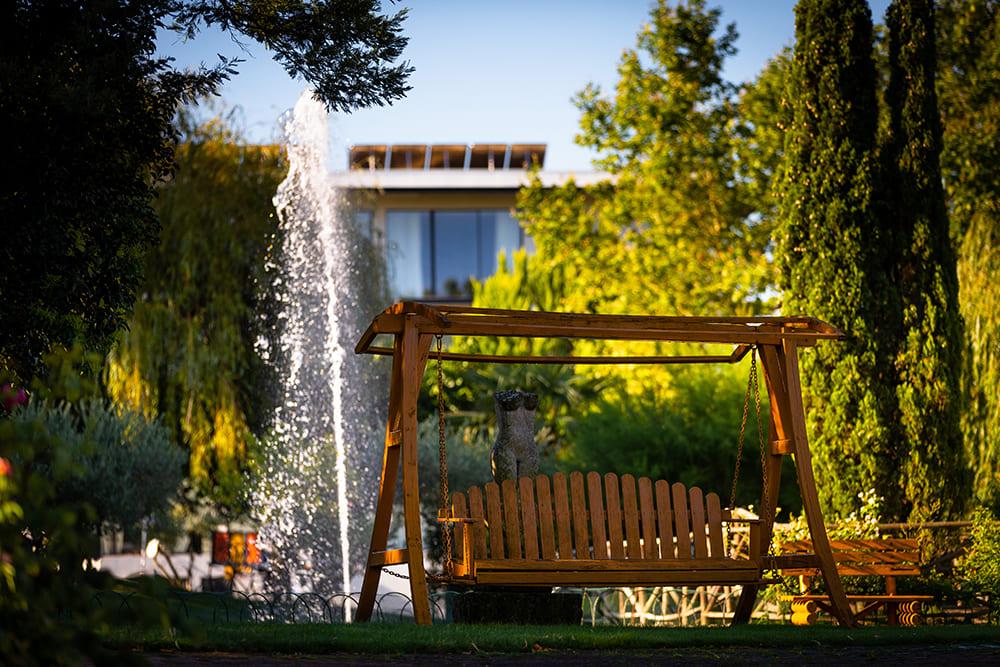 Olive Nature Hotel_Jardim